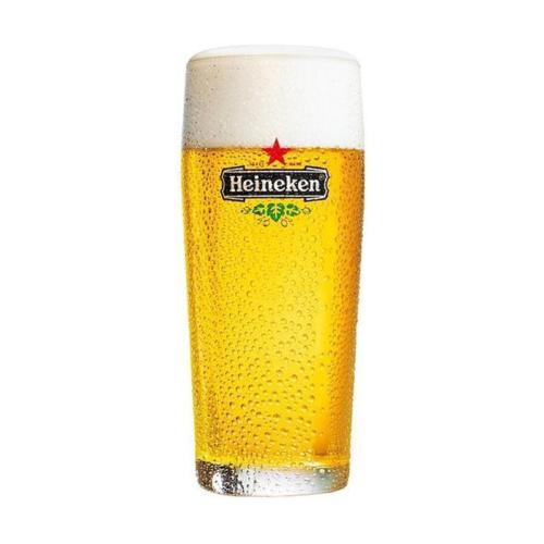 Heineken bierglazen fluitje 22cl